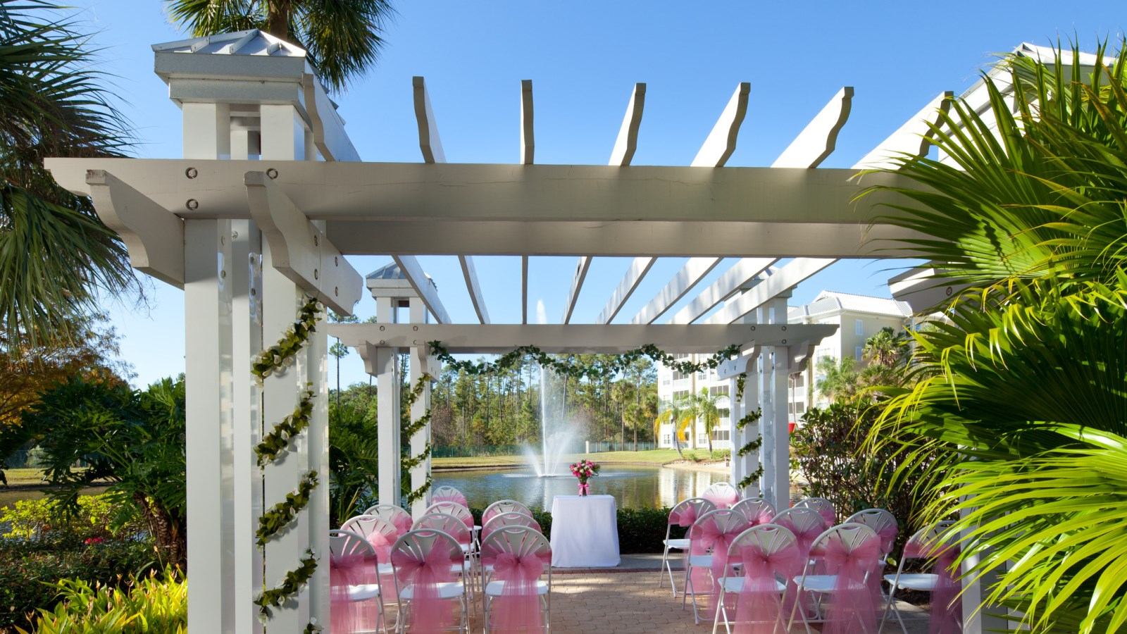 Weddings at Sheraton Vistana Villages Resort Villas, I-Drive/Orlando