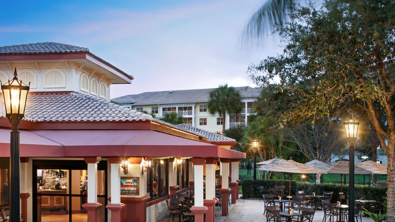 Flagler Station Bar & Grill | Sheraton Vistana Villages Resort Villas, I-Drive/Orlando