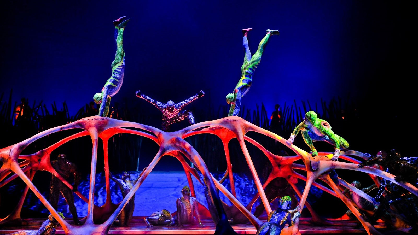 Cirque du Soleil® - Sheraton Vistana Villages Resort Villas, I-Drive/Orlando